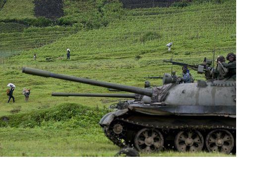 Nouvelles tensions dans l'Est de la RDC