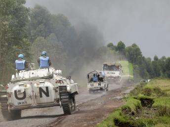 Des militaires Onusiens vont combattre aux côtés des FARDC