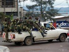 FARDC: Offensive générale sur les positions du M23