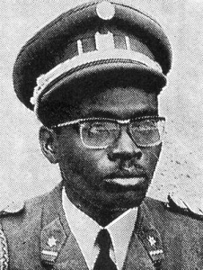 colonel Laurent Serubuga