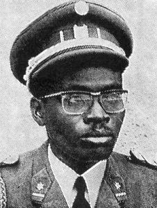 colonel Laurent Serubuga