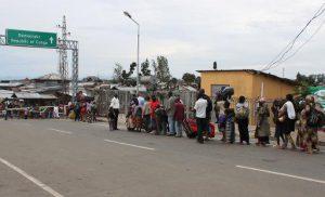 200 réfugiés venus du Rwanda s'installent en RDC