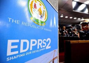 EDPRS 2 - source: www.primature.gov.rw/