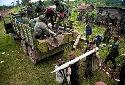 Nouveaux bruits de guerre dans le Nord-Kivu