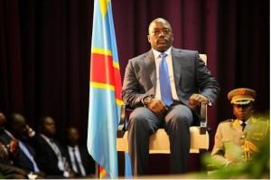 Joseph Kabila lors de la clôture officielle des concertations nationales à Kinshasa, le 5/10/2013. Photo: Radio Okapi