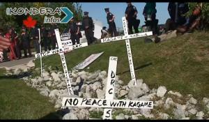 Rwanda Day à Toronto: Jets de pierres et d'œufs sur le cortège de Kagame