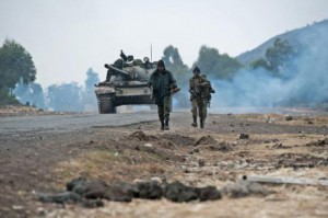 RDC : Nouvel incident entre l'armée congolaise et le M23