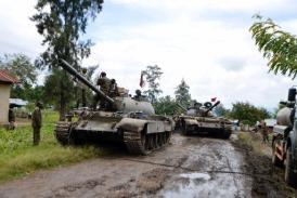 RDC : Le M23, « c'est fini… mais on ne sait jamais »