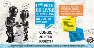 La RDC « fête » le livre…