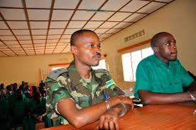 Image Mutabazi tribunal