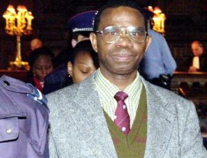 Augustin Ndindiliyimana source: RTL.BE