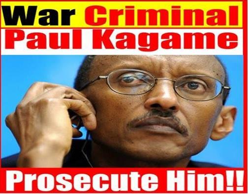 Sommet UE-Afrique: Des manifestants prêts à « accueillir » Paul Kagame