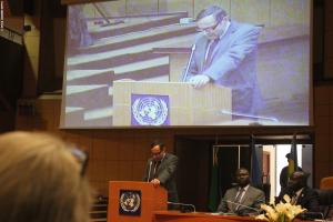 Le TPIR commémore le Génocide au Rwanda