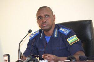 Dan Munyuza, chef de la DMI