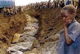Cadavres de réfugiés Hutus