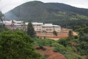 Prison de Nyanza - Crédits: Anneke Verbraeken
