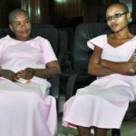 Agnes Uwimana Nkusi et Saidat Mukakibibi