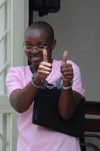 Même en prison, Victoire Ingabire conserve son poste de présidente des FDU