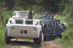 Joint MONUSCO-FARDC operation against ADF in Beni