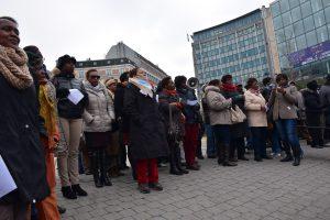 Bruxelles : rassemblement pour dénoncer une guerre contre les réfugiés rwandais en RDC