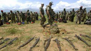 RDC : tirs dans un camp de démobilisation des FDLR
