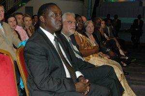 Londres: Arrestation de Karenzi Karake, chef des services de renseignement rwandais