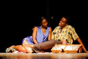 Mugisha et Nadia
