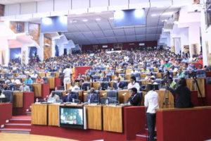 Rwanda Parliament.