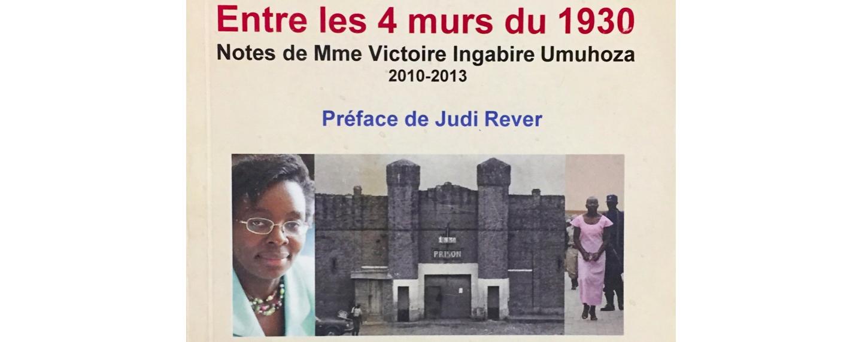 L'anatomie du système judiciaire au Rwanda selon Victoire Ingabire