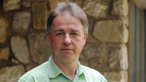 Peter Verlinden, journaliste de la VRT