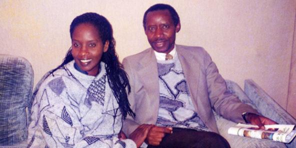 Un couple de Rwandais en route vers la sainteté