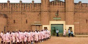 """Prison Centrale de Kigali dit """"1930"""" où est incarcéré Victoire Ingabire"""