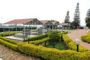 Mausolée National des Héros (Près du stade Amahoro à Remera)