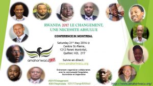 "Rwanda: ""La révolution verte est en marche"" entretien avec Freddy Usabuwera"