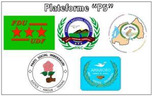 Plateforme P5