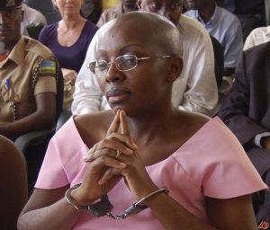 Rwanda: Victoire Ingabire est malade et le régime lui refuse des soins