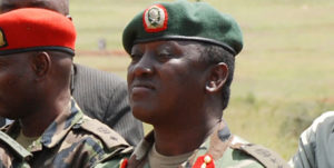 Lieutenant-General Emmanuel Karenzi Karake