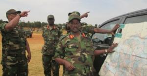 Général Major Samuel Kanyemera, alias, Sam Kaka