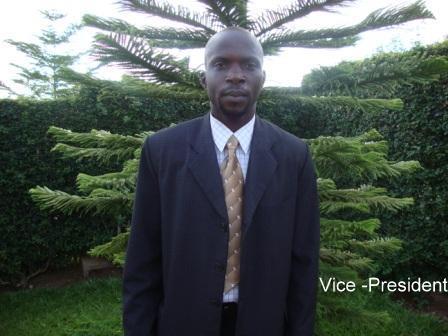 Boniface Twagirimana, 1er Vice-Président du Parti FDU-Inkingi