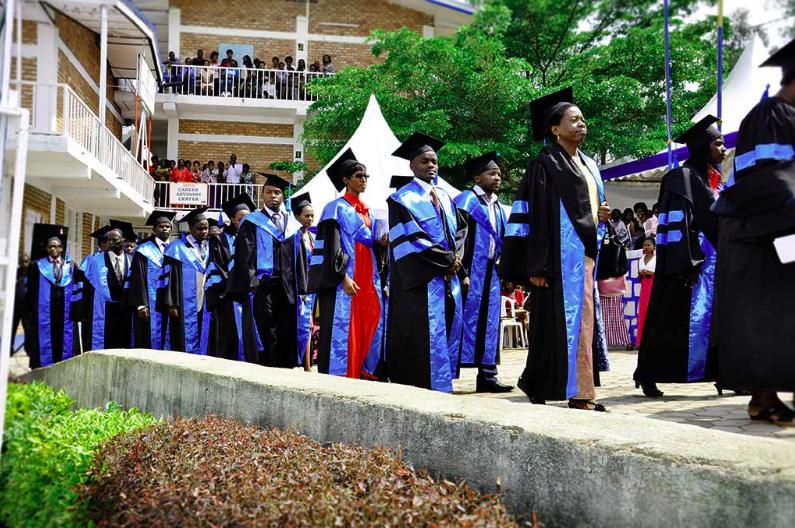 Que va devenir la dernière génération de diplômés de l'Université de Gitwe?