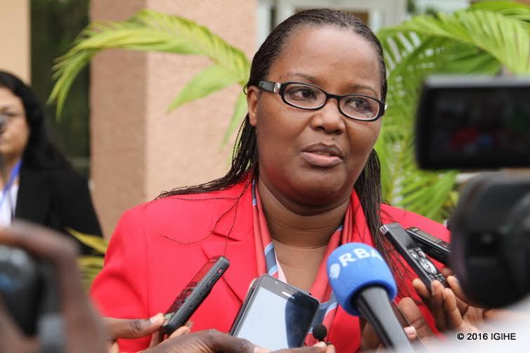 Geraldine Mukeshimana