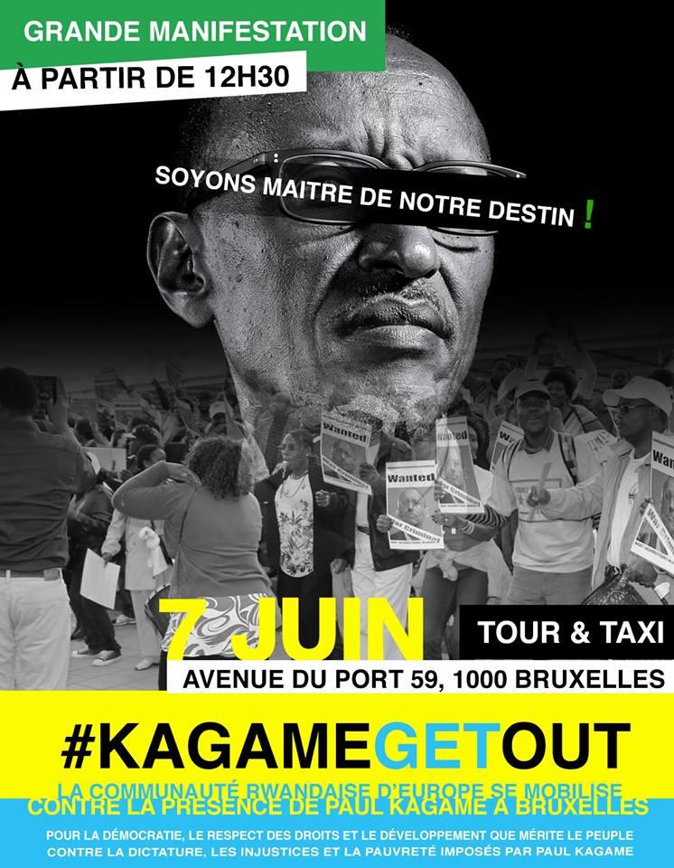 Rwanda — Belgique: Un programme très chargé pour la visite de Kagame à Bruxelles