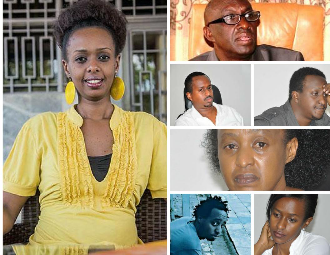 Rwanda: Diane Rwigara, candidate empêchée à l'élection présidentielle, et 4 membres de sa famille portés disparus