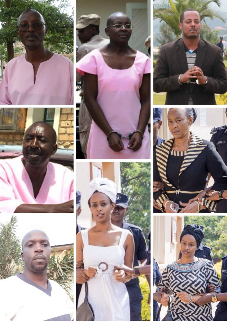 «INGABIRE DAY»: Une journée internationale de solidarité avec tous les prisonniers politiques rwandais