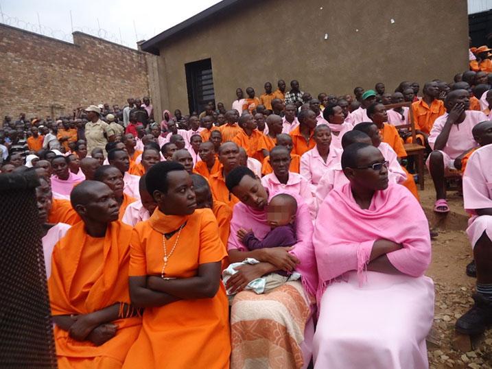 Rwanda: Des détenues torturées suite à une évasion de canards