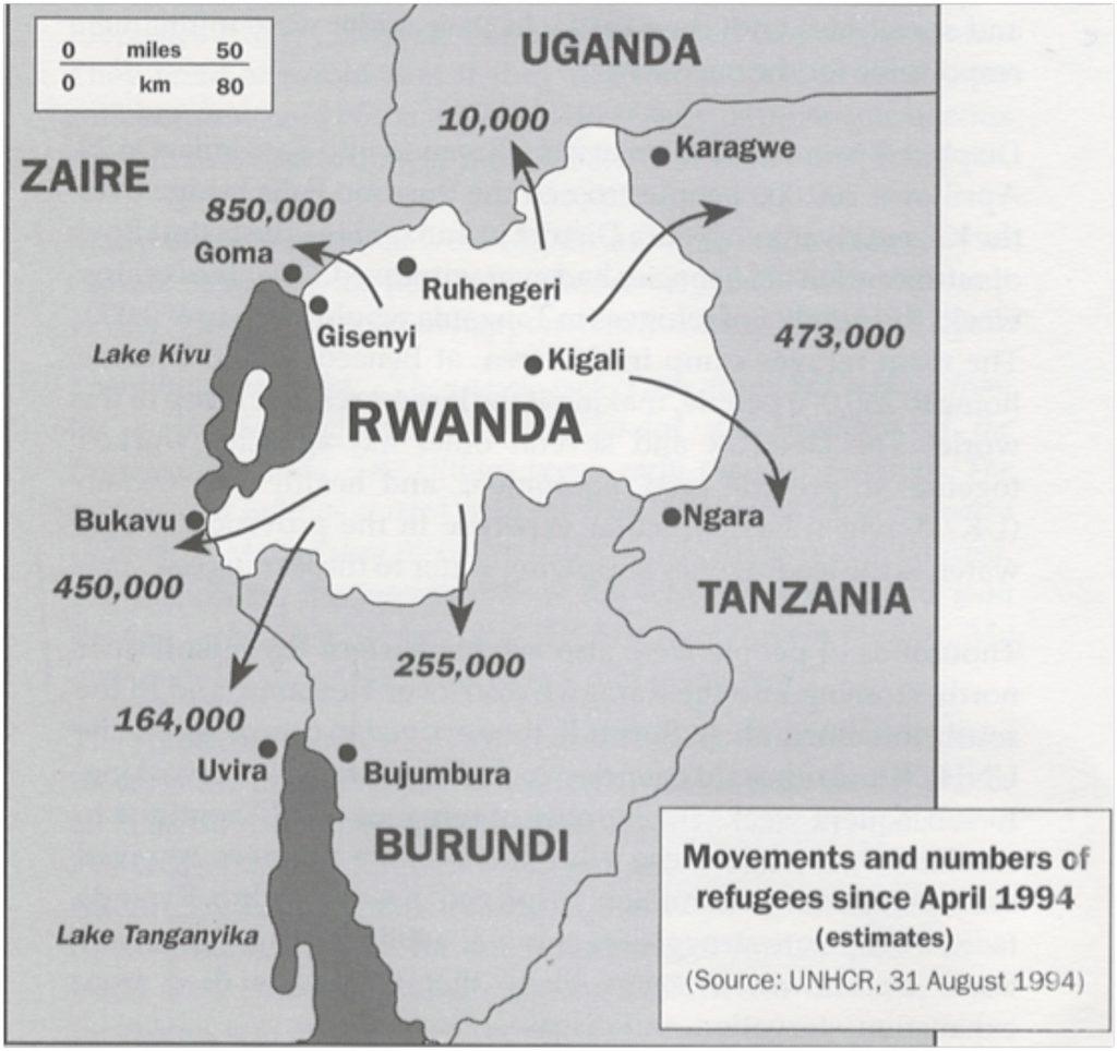 Quand le HCR bafoue les droits des réfugiés rwandais