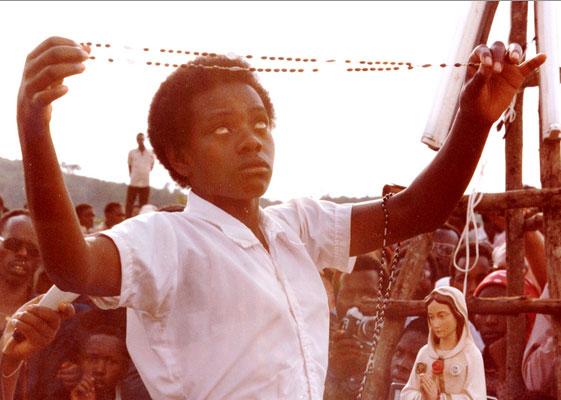 Marie Claire Mukangango