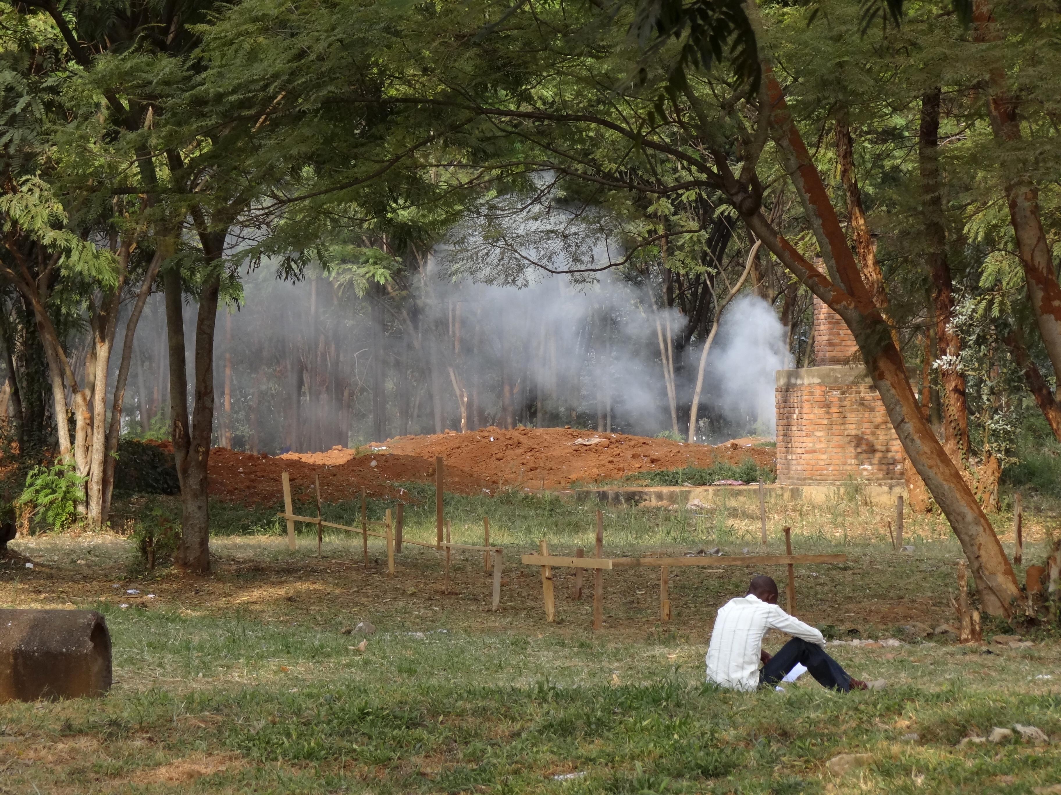 Rwanda-ETO: récit de la tragédie du 11 avril 1994