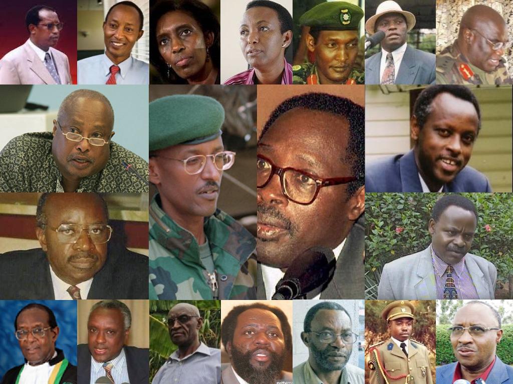 Rwanda-juillet 1994 : que sont devenus les « Hommes d'union nationale »?  (1ère partie)