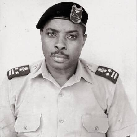 Général Nsabimana Déogratias
